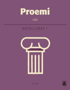 PROEMI LLATI 1 BATXILLERAT (2016)
