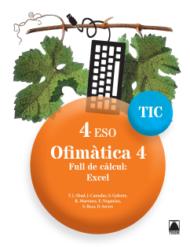 Quaderns TIC. Ofimàtica 4 - 4ESO. Ed2017
