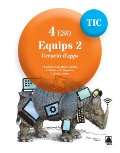 EQUIPS 2 TIC 4 ESO (CATALA)(2017)