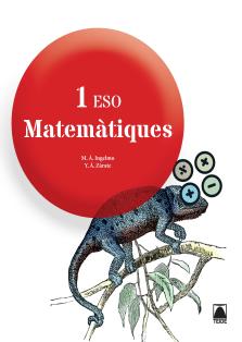 MATEMATIQUES 1 ESO(CAT)(2015)