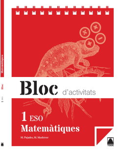 BLOC MATEMATIQUES 1 ESO(2015)