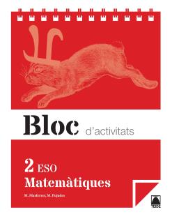 Bloc. Matemàtiques 2ESO. Ed2016