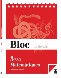 BLOC MATEMATIQUES 3 ESO(2015)