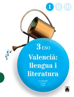 LLENGUA I LITERATURA 3 ESO (VAL)(2015)