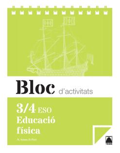 BLOC EDUCACIO FISICA 3/4 ESO (CAT)(2015)