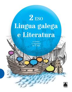 LINGUA GALEGA E LITERATURA 2 ESO (2016)