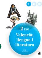 Llengua i Literatura 2 Eso Digital (Valencia)