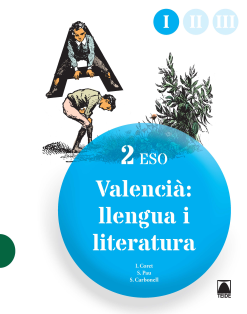 LLENGUA I LITERATURA 2 ESO (VAL) (2015)