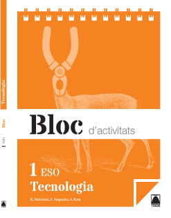 BLOC TECNOLOGIES 1 ESO (CAT)(2015)