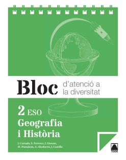 BLOC GEOGRAFIA I HISTORIA 2 ESO (CAT)(2016)
