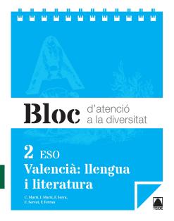 BLOC LLENGUA I LITERATURA 3 ESO (VAL)(2016)