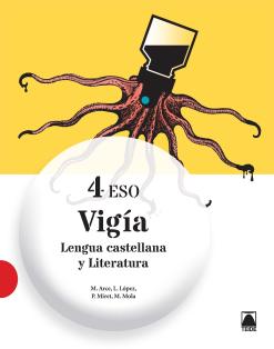 VIGIA 4 LENGUA Y LITERATURA 4 ESO (2016)