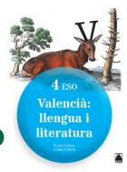 Llengua/Literatura 4 ESO (VAL)(2016)