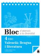 BLOC LLENGUA I LITERATURA 4 ESO (VAL)(2016)