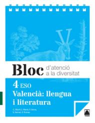 Bloc. Valencià 4ESO. Ed2016