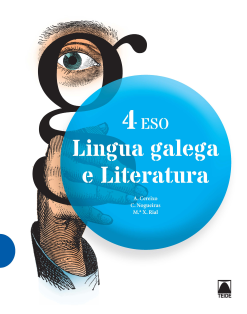 LINGUA GALEGA E LITERATURA 4 ESO (2016)