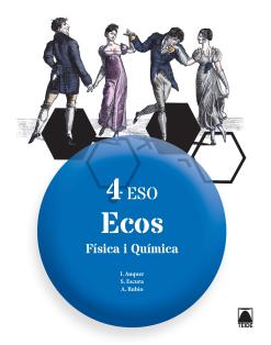 ECOS FISICA I QUIMICA 4 ESO (CAT)(2016)