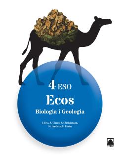 ECOS BIOLOGIA I GEOLOGIA 4 ESO (CAT)(2016)