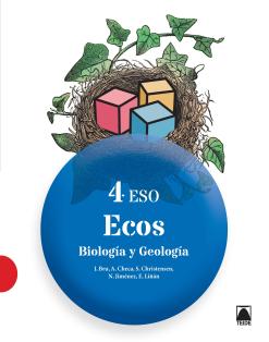 Ecos Biología Y Geología 4 Eso 2016 Editorial Teide