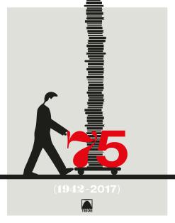 75 AÑOS EN 75 LIBROS (1942-2017)