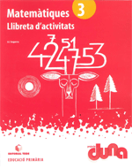 LLIBRETA D'ACTIVITATS MATEMATIQUES 3 DUNA(VAL)