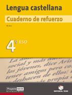 CUADERNO REFUERZO LENGUA CASTELLANA 4 ESO