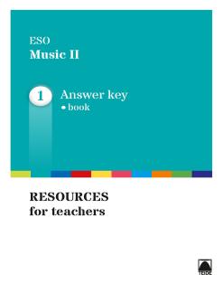 G.D. MUSIC II ESO (ENGLISH)