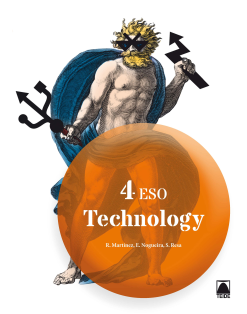 Technology 4 ESO dig (2018)