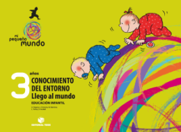 LLEGO AL MUNDO P3 - MI PEQUEÑO MUNDO(EDICION 2019)