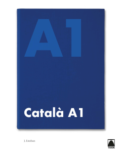 CATALA INICIAL A1 (2019)