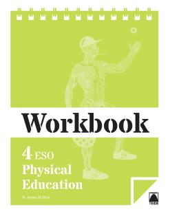 WORKBOOK PHYSICAL EDUCATION 4 ESO (ENGLISH)(2019)