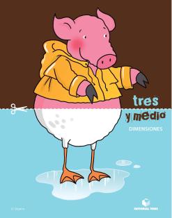 TRES Y MEDIO C. DIMENSIONES