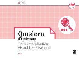 A PROP BLOC EDUCACIO VISUAL I PL.II ESO(CAT)(2020)