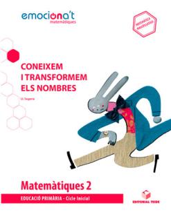 Matematiques 2 Emociona't: Coneixem i tr.dig.(Cat)