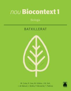 Nou Biocontext Biologia 1 Batx.dig. (Cat)(2020)