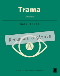 Trama Literatura 1 Batx. dig. (Cat)(2020)