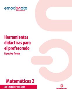 P.D. MATEMATICAS 2 EMOCIONATE: ESPACIO Y FORMA