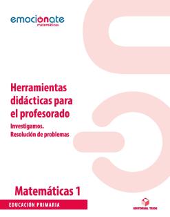 P.D. MATEMATICAS 1 EMOCIONATE: INVESTIGAMOS
