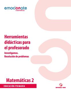 P.D. MATEMATICAS 2 EMOCIONATE: INVESTIGAMOS
