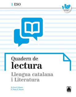 A Prop Quadern Lectura Llengua 1 Eso (Cat)(2020)