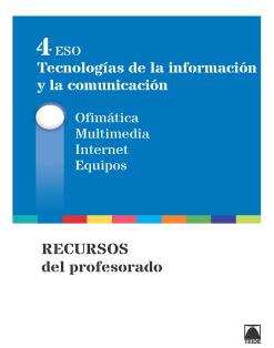G.D. Informática TIC 4 Eso