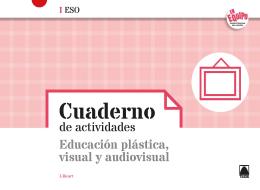 EN EQUIPO CUADERNO EDUC.PLASTICA Y V. I ESO(2021)