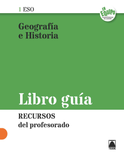 G.D.EN EQUIPO GEOGRAFIA E H.1 ESO(ANDALUCIA)(2020)