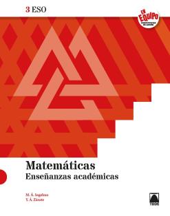 EN EQUIPO MATEMATICAS ENSEÑ.ACADEMICAS 3 ESO(2020)