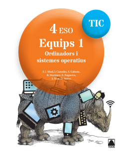 Equips 1.Ordinadors i sistemes oper. 4 ESO (dig.)