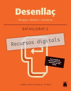 Desenllaç Llengua 2 Batxillertat(Cat)(2020)digital