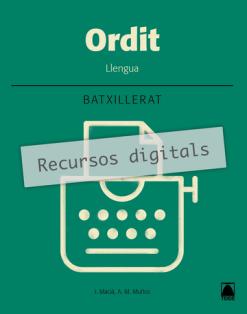 Ordit Llengua 2 Batxillerat (Cat) (2018) digital
